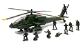 NEW-RAY - 02136 - Apache AH-64 Helicopter