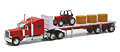 NEW-RAY - 10293 - Peterbilt 389 with