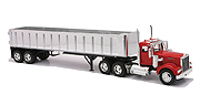 NEW-RAY - 13773 - Kenworth W900 with
