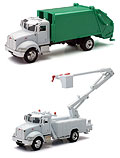 NEW-RAY - 15533-SET-A - Peterbilt Utility