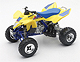 NEW-RAY - 43393 - Suzuki Quadracer
