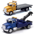 NEW-RAY - AS-15533A-SET-C - Utility Truck 2-Piece