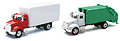 NEW-RAY - AS-15533A-SET-D - Utility Truck 2-Piece