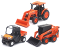 NEW-RAY - AS-33297-SET - Kubota MINI Vehicle