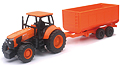NEW-RAY - SS-05685A - Kubota Tractor with