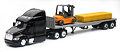 NEW-RAY - SS-15123J - Peterbilt 387 with