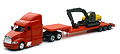 NEW-RAY - SS-15133D - Peterbilt 387 with