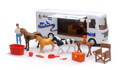 NEW-RAY - SS-37636 - Country Life Horse