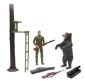 NEW-RAY - SS-76416A - Wildlife Hunting