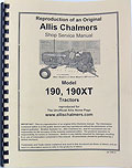 STRATTONS - AC190XT-S - Allis-Chalmers Model
