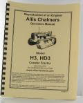 STRATTONS - ACHD3-O - Allis-Chalmers Model