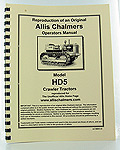 STRATTONS - ACHD5-O - Allis-Chalmers Model