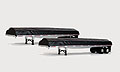 TONKIN - 12-I022-PAIR - Pair of Flatbed