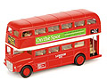 WELLY - 99930H-W - London Bus with