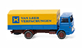 WIKING - 043701 - Van Leer - Mercedes-Benz