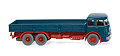 WIKING - 047901 - Bussing 12000 Flatbed