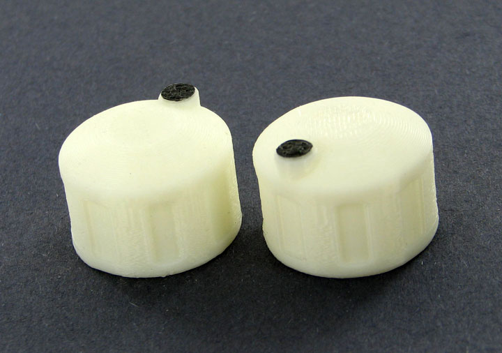 64-325-WT - 3d To Scale Bulk Fluid Tank White 2 Pack ABS