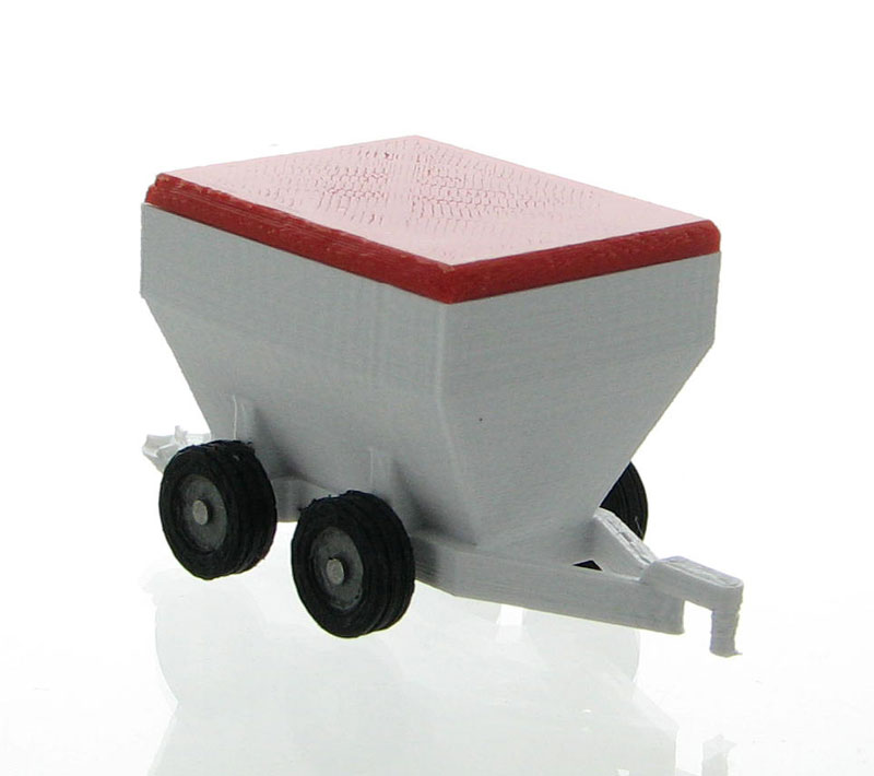 64-352-WT - 3d To Scale Spreader Wagon