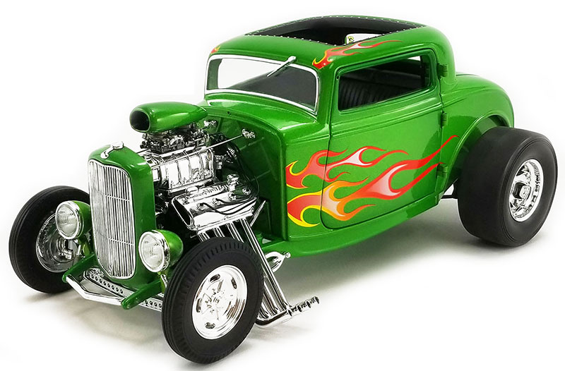 A1805019 - ACME Rat Fink 1932 Ford Hot Rod
