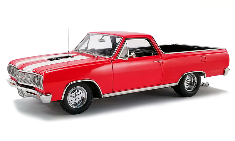 A1805411 - ACME 1965 Drag Outlaws El Camino Limited Edition