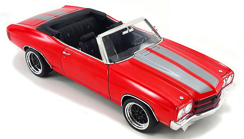 A1805518 - ACME 1970 Chevrolet Chevelle SS Convertible Restomod