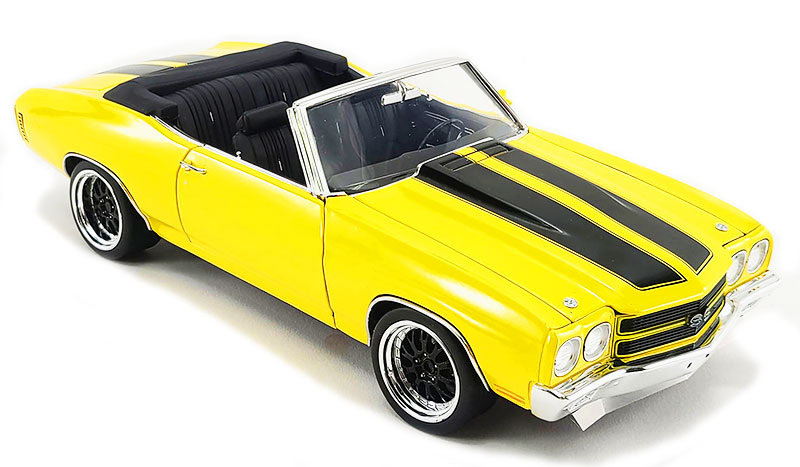 A1805519 - ACME 1970 Chevrolet Chevelle SS Convertible Restomod