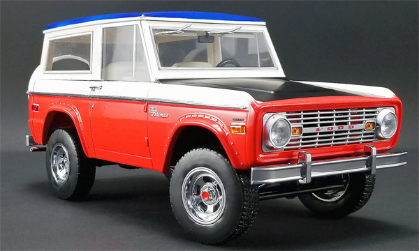 GL-51173 - ACME Baja Bronco Bill Stroppe Edition 1971 Ford