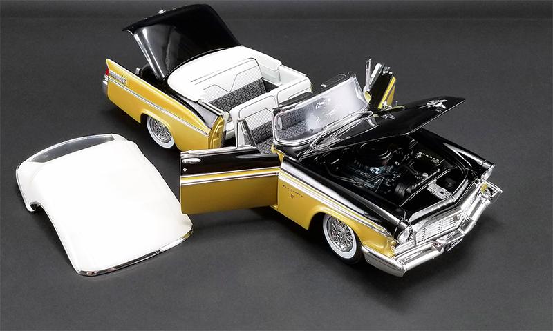 ACME 1956 Chrysler New Yorker St Regis Convertible