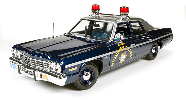 1009 - American Muscle Nevada State Police 1975 Dodge Monaco