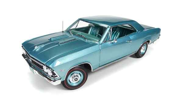1066 - American Muscle 1966 Chevrolet Chevelle SS 396