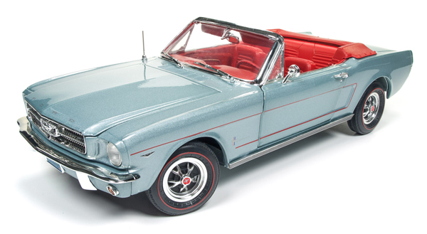 1103 - American Muscle 1965 Ford Mustang Convertible