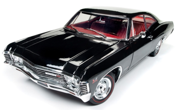 1129 - American Muscle 1967 Chevrolet Impala SS Hardtop