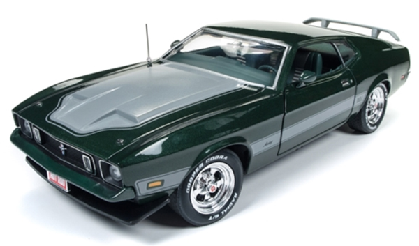 1144 - American Muscle 1973 Ford Mustang Mach 1