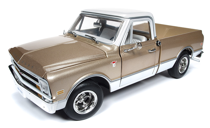 1165 - American Muscle 1968 Chevrolet C10 Fleet Side Pickup Truck