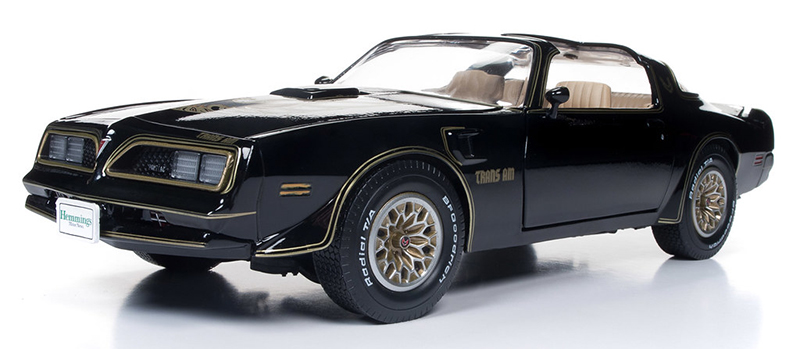 1177 - American Muscle 1977 Pontiac Trans Am Special Edition