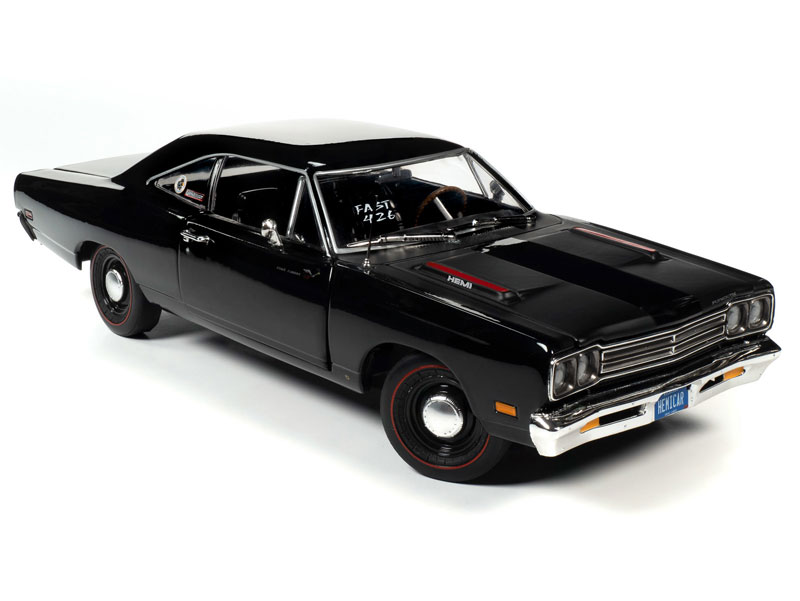 1213 - American Muscle 1969 Plymouth RR Hardtop