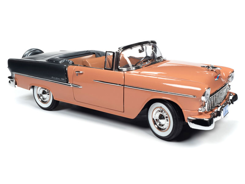 1221 - American Muscle 1955 Chevy Bel Air Convertible