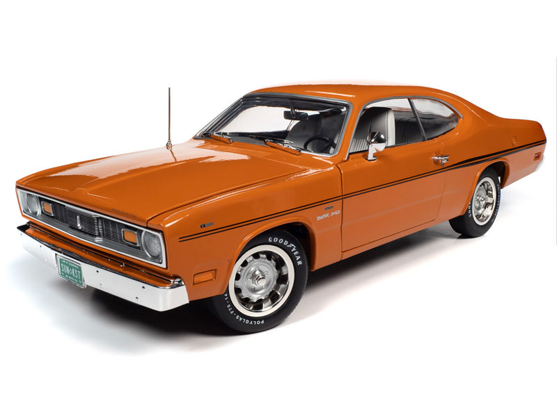 1239 - American Muscle 1970 Plymouth Duster Coupe