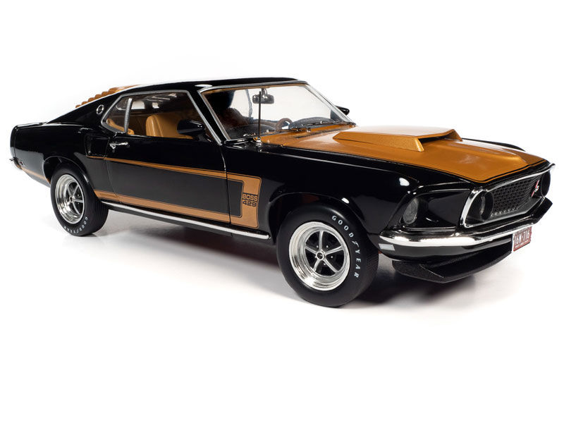 1251 - American Muscle 1969 Ford Mustang Fastback