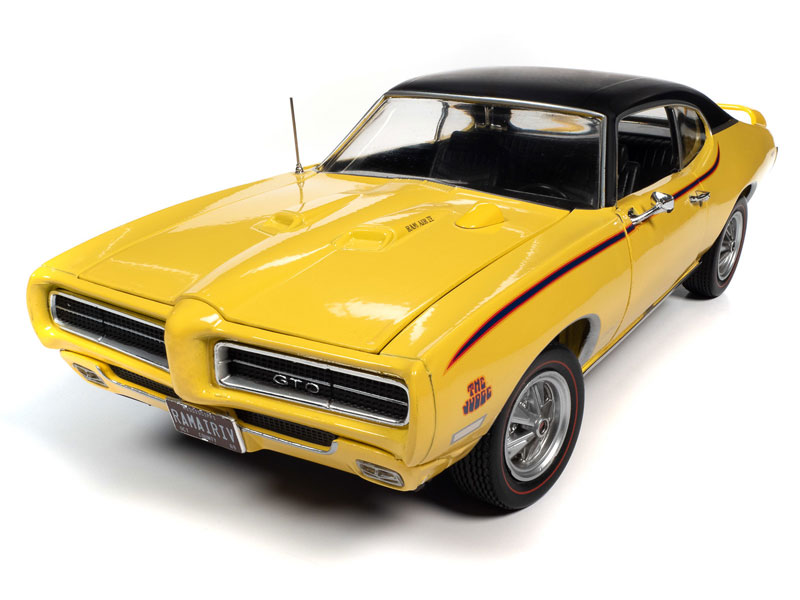 1252 - American Muscle 1969 Pontiac GTO Judge