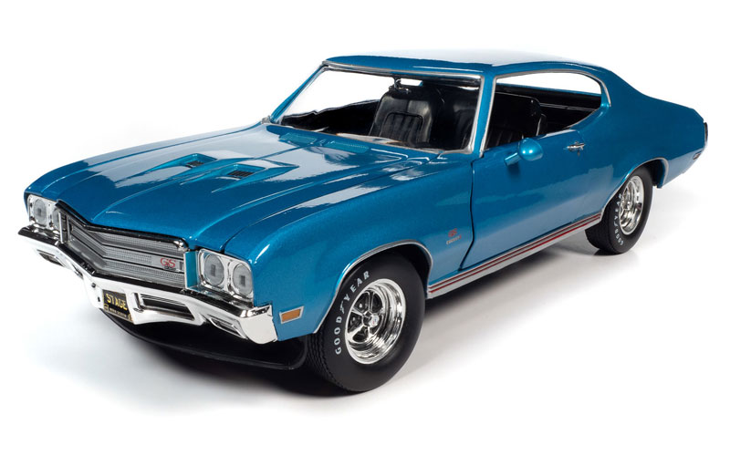 1257 - American Muscle 1971 Buick Grand Sport Stage 1
