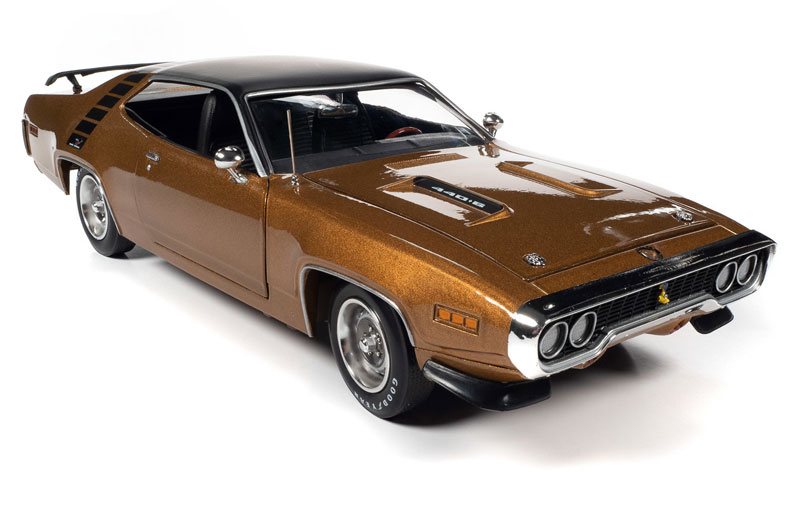 1258 - American Muscle 1971 Plymouth Road Runner Hardtop