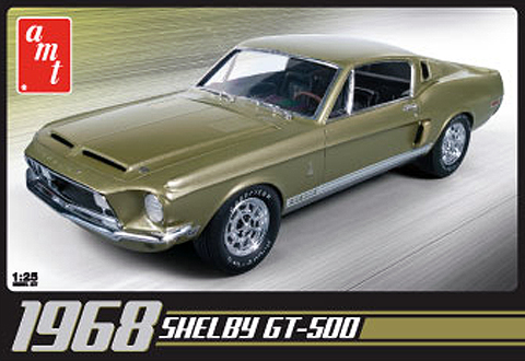634 - AMT 1968 Shelby GT500