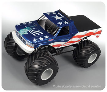668 - AMT Bigfoot Ford Monster Truck