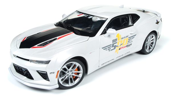 236 - Auto World 2017 Chevrolet Camaro Indy Pace Car 50th