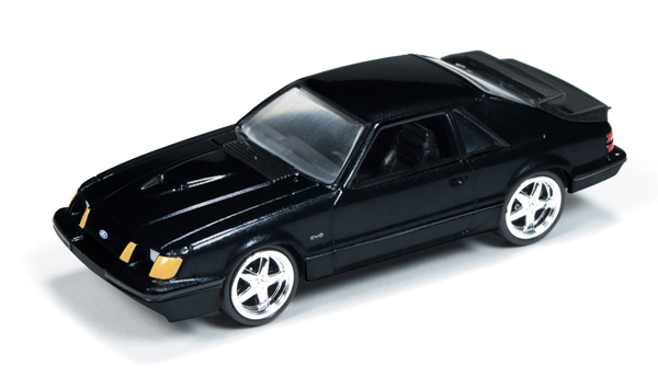 64051-B - Auto World 1984 Ford Mustang SVO