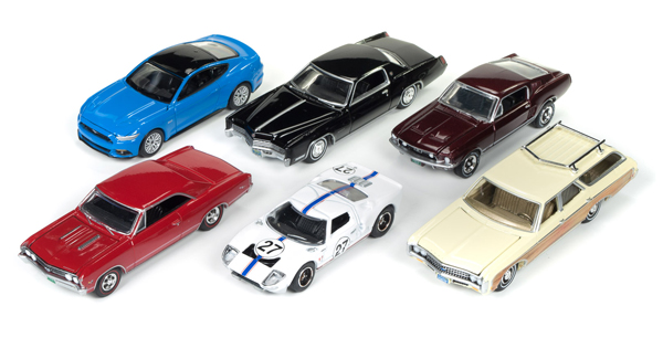 64062-B-CASE - Auto World 1 64 Diecast Premium