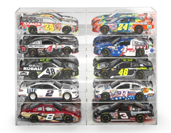 AWDC016 - Auto World Ten Car Acrylic Display Case Now you