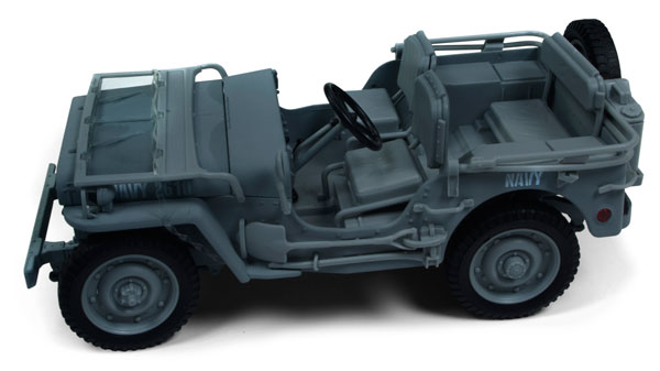 AWML001-B - Auto World 1941 Jeep Willys