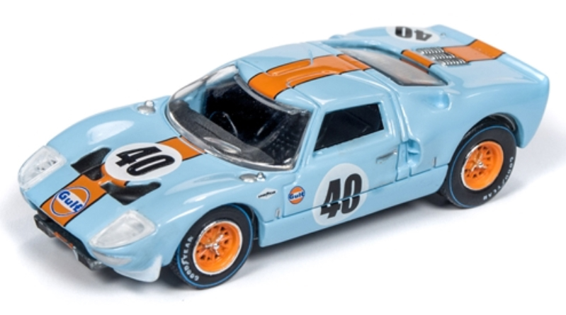 AWSP015-A - Auto World 1965 Ford GT40